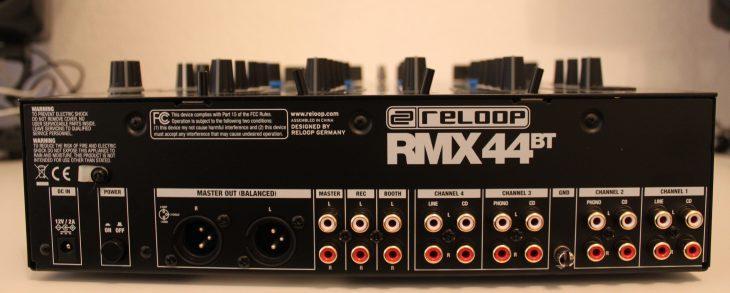Reloop RMX-44 BT-3