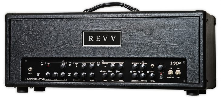 Revv Generator 100R MK3 Test