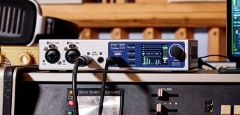 RME Audio präsentiert Fireface UCX 2, 40-Kanal-USB-Audiointerface