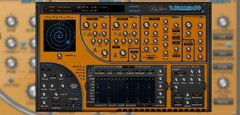 Rob Papen Subboombass 2, Update für das Synthesizer-Plugin