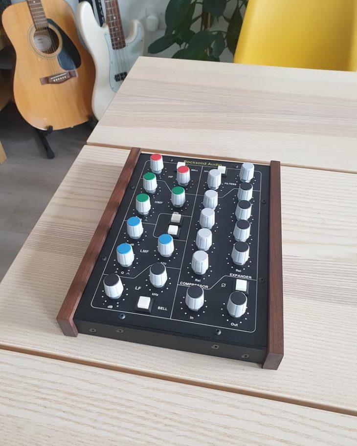 rock solid audio control strip