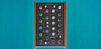 Rock Solid Audio Control Strip 2: Channelstrip-Controller im SSL-Stil