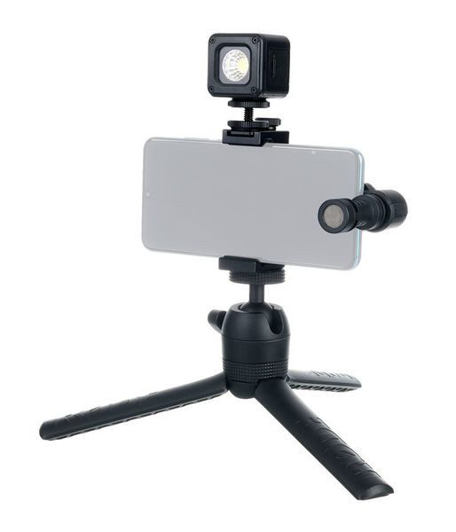 rode vlogger kit test