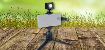 Test: Rode Vlogger Kit, mobiles Filmemacher-Kit