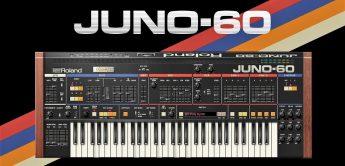 NAMM 2021: Roland Juno-60, Plugin & Plugout