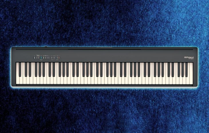 Test: Roland FP-30X, Stagepiano