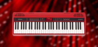 Test: Roland Go Keys, Keyboard