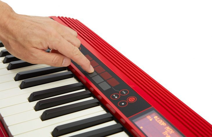 roland go keys performance pads test