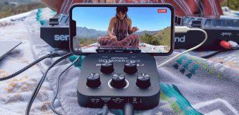 Neuer Kompaktmixer: Roland Go:Mixer Pro-X