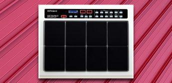 Altes, neues Sample und Percussion Pad: Roland Octapad SPD-20 Pro
