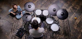 Roland überarbeitet E-Drum Serie: TD-50X, TD-50K2, KV2 und VAD706