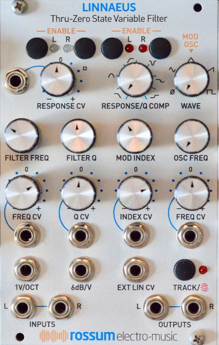 Rossum Electro Music Linnaeus Filter, Eurorack
