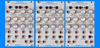 Test: Rossum Electro Music Linnaeus Filter, Eurorack