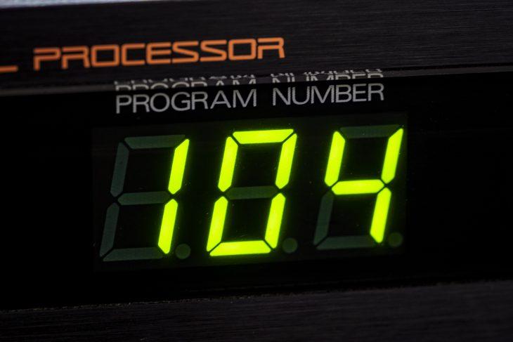 test Roland RSP-550