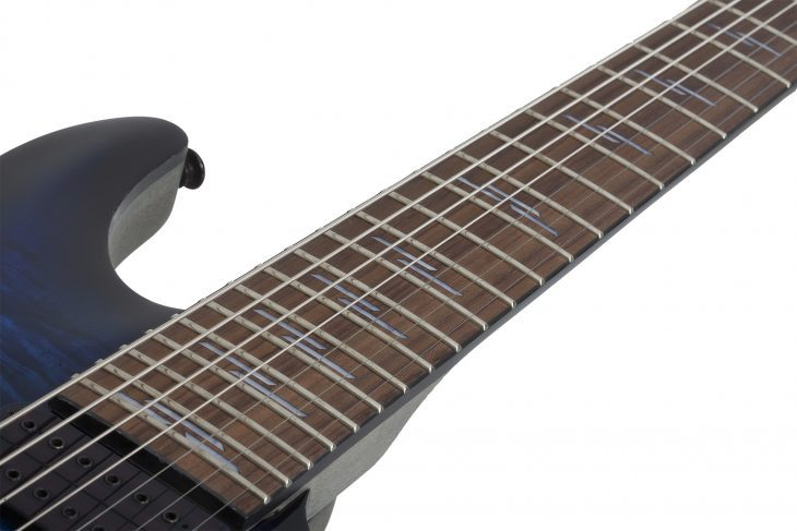 Test: Schecter Omen Elite-7, E-Gitarre