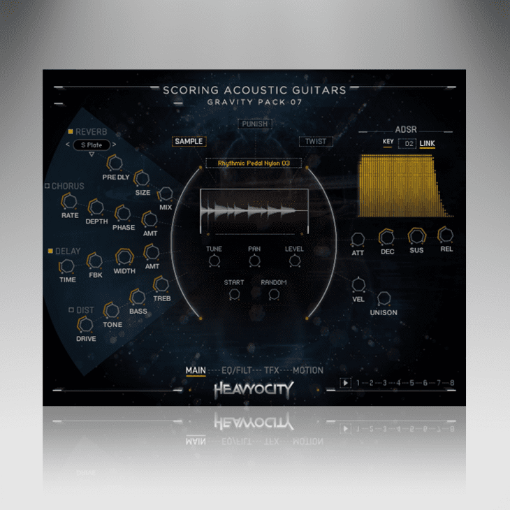 Scoring Acoustic Guitars_Interface_SampleView