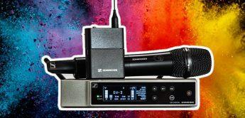 Test: Sennheiser Evolution Wireless Digital Drahtlosanlage