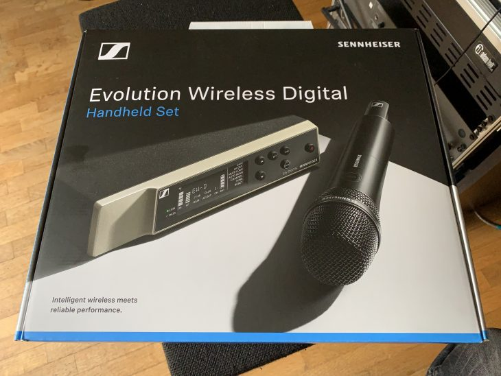 Test: Sennheiser Evolution Wireless Digital