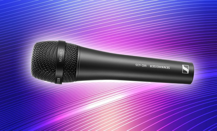 Test: Sennheiser MD 435 Gesangsmikrofon Test: Sennheiser MD 435 Gesangsmikrofon Test: Sennheiser MD 435 Gesangsmikrofon
