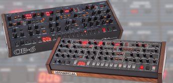 Updates für Sequential Synthesizer OB-6 & Prophet-6 nun offiziell