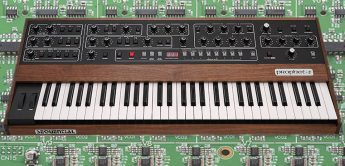 Superbooth 21: Sequential Prophet-5 Voice Expansion Card & OS 2.0