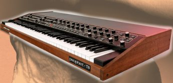 Blue Box: Sequential Circuits Prophet-T8 (1983), Synthesizer
