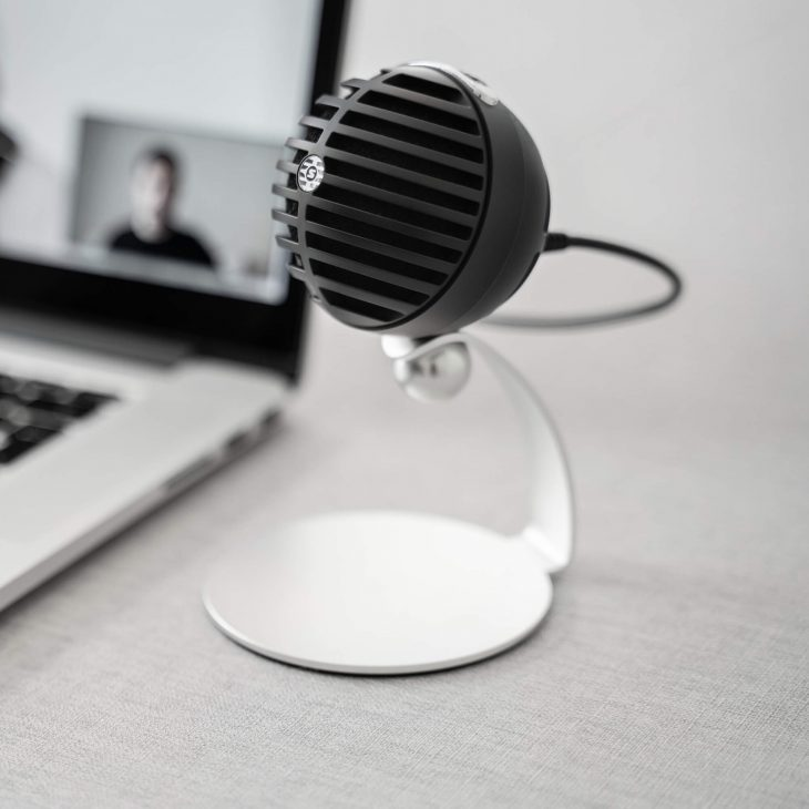 shure mv5c mikrofon test