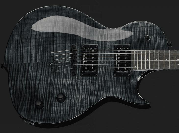 Test: Solar Guitars GC1.6 Killertone E-Gitarre