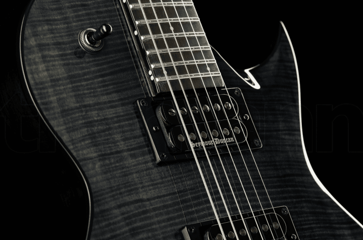 Solar Guitars GC1.6 Killertone Body NeckPU