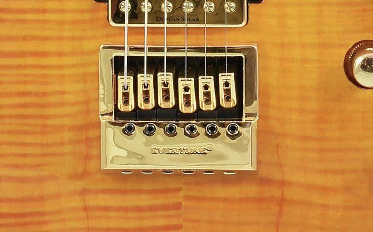 Solar Guitars GC1.6FAB EverTune Bridge