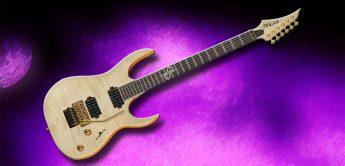 Test: Solar Guitars SB1.6, E-Gitarre