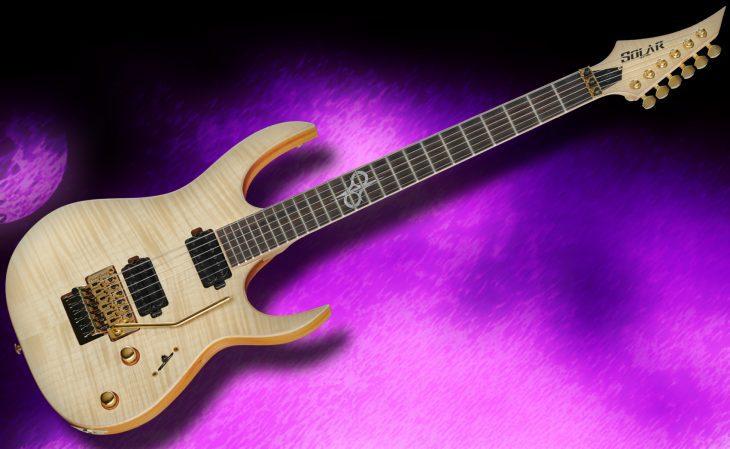 Solar Guitars SB1.6