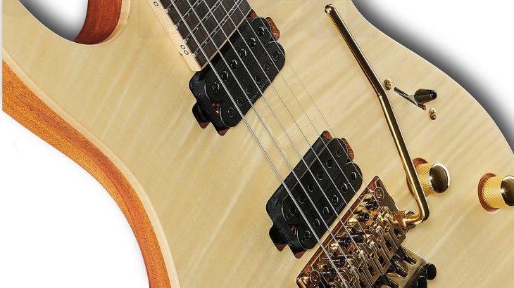 Solar Guitars SB1.6 Pickups