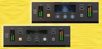 Solid State Logic SSL Fusion Plug-ins: Vintage Drive & Stereo Image