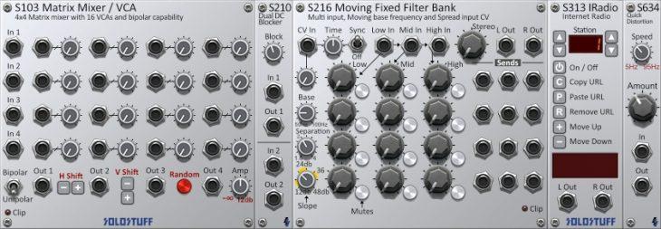 solorack 2.0 modular plugin