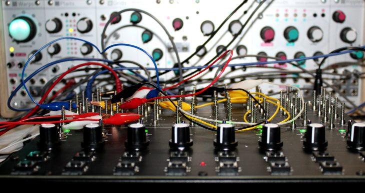 SOMA Onament 8 Userbild MI Plaits und Ripples werden gesteuert Bild von vorn