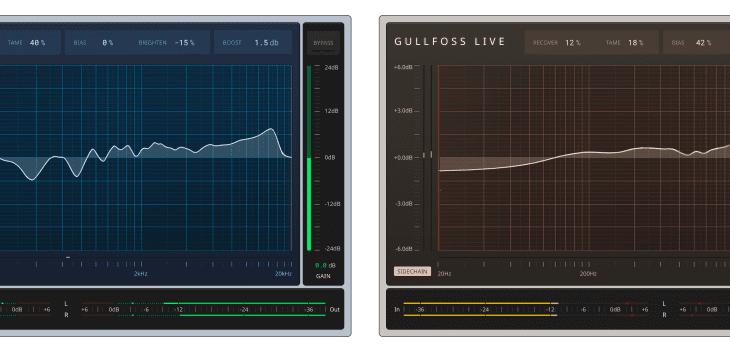 soundtheory gullfoss update live