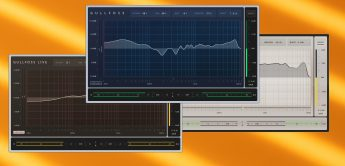 Soundtheory Gullfoss Master, automatisch arbeitendes Equalizer Plug-in
