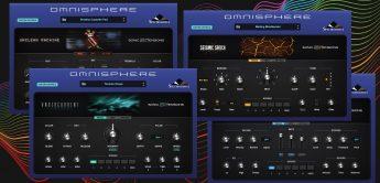 Spectrasonics Sonic Extensions, Erweiterungen für Omnisphere