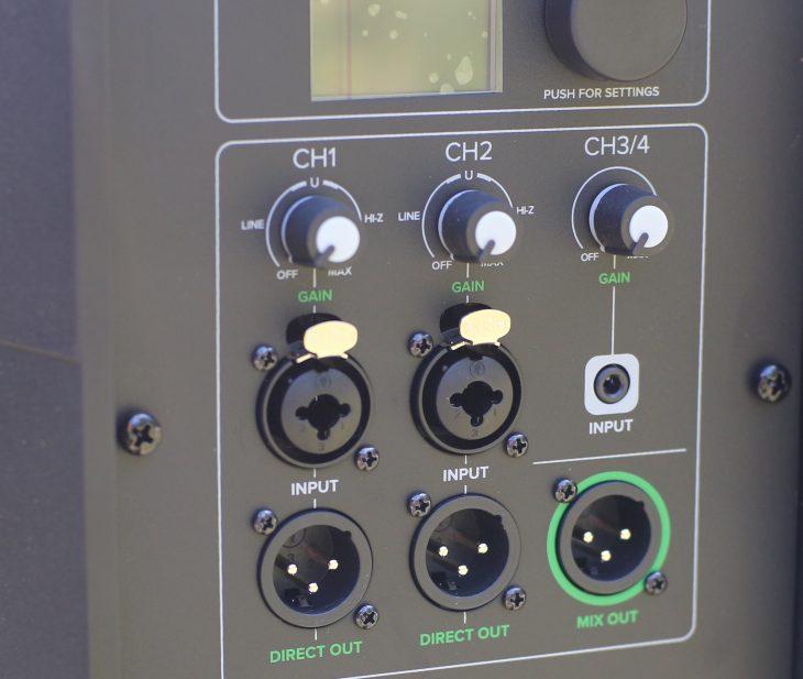 TEST: Mackie SRT210 Aktivboxen