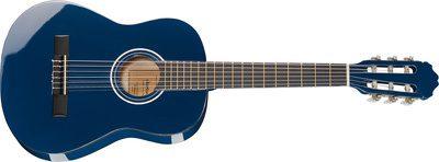 Startone ½ Konzertgitarre blau