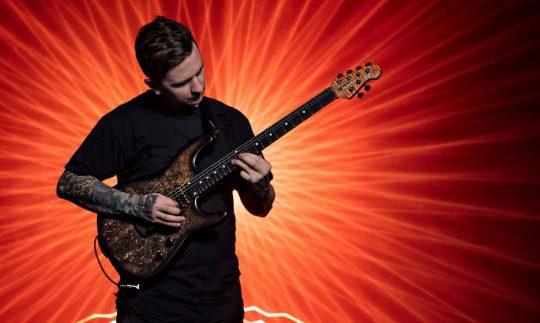 Test: Sterling by Music Man Cutlass Richardson, E-Gitarre