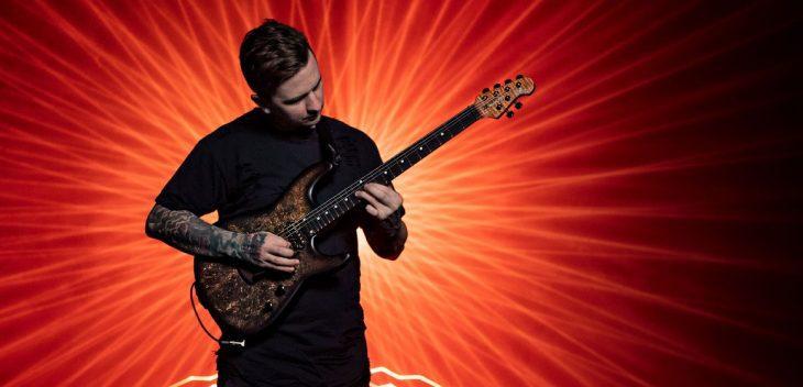Test: Sterling by Music Man Cutlass Jason Richardson, E-Gitarre