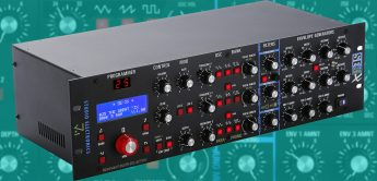 Studio Electronics SE-3X, paraphoner Synthesizer