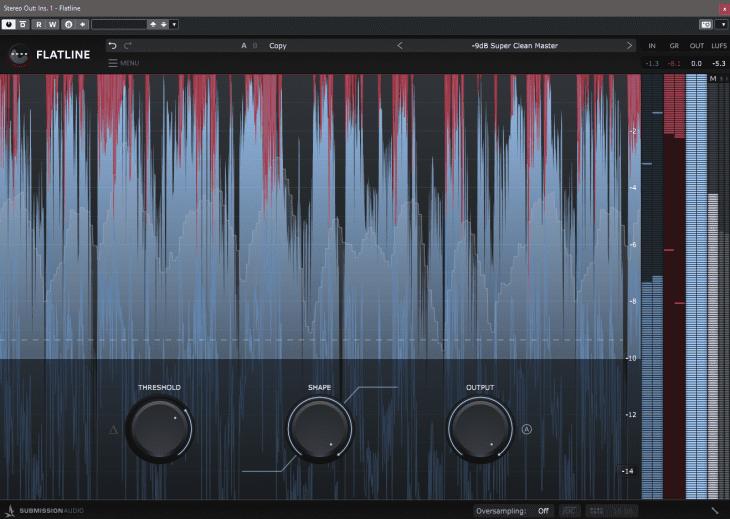 Submission Audio - Flatline