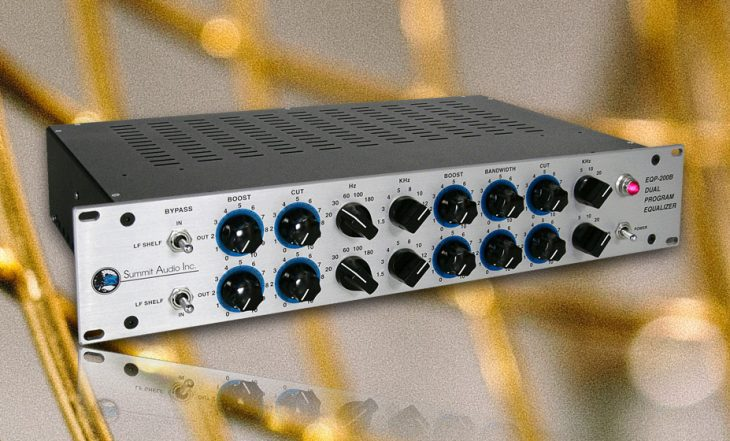 summit audio eqp 200b test