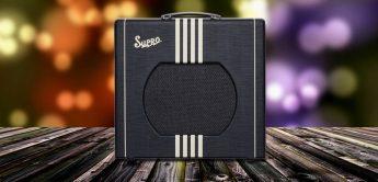 Test: Supro Delta King 12 Combo BC, Gitarrenverstärker