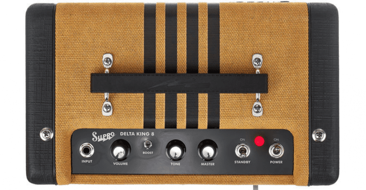 Test: Supro Delta King 8 Combo, Gitarrencombo