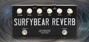 Test: Surfy Industries Surfybear Compact BK, Hall-Pedal
