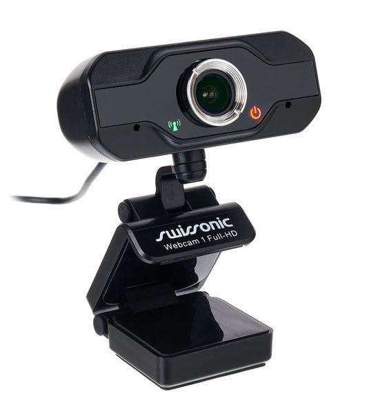 swissonic webcam 1 full hd test